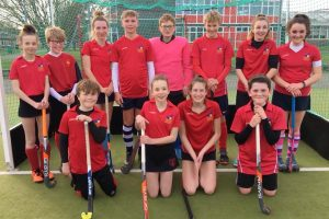 Evesham & Badsey Hockey Badgers Reds